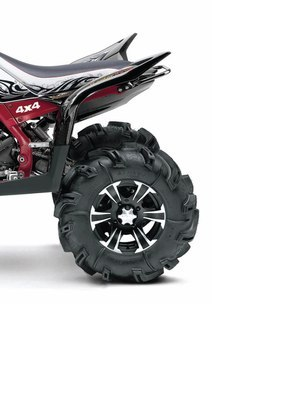 Dirt Wheels - Yamaha Raptor Special - Page 52-53