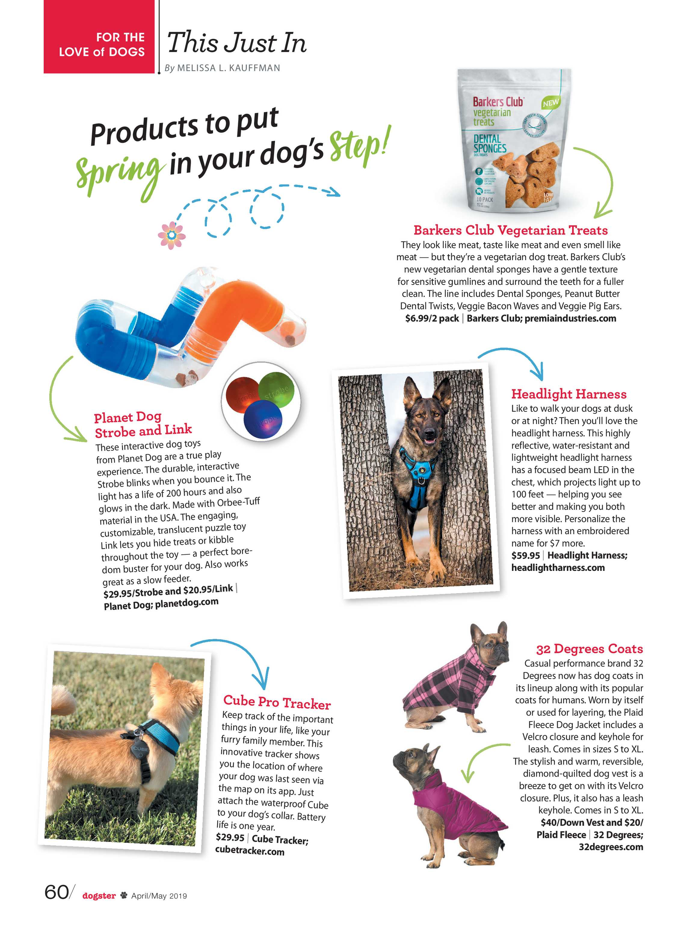 Dogster Magazine - April / May 2019 - page 60