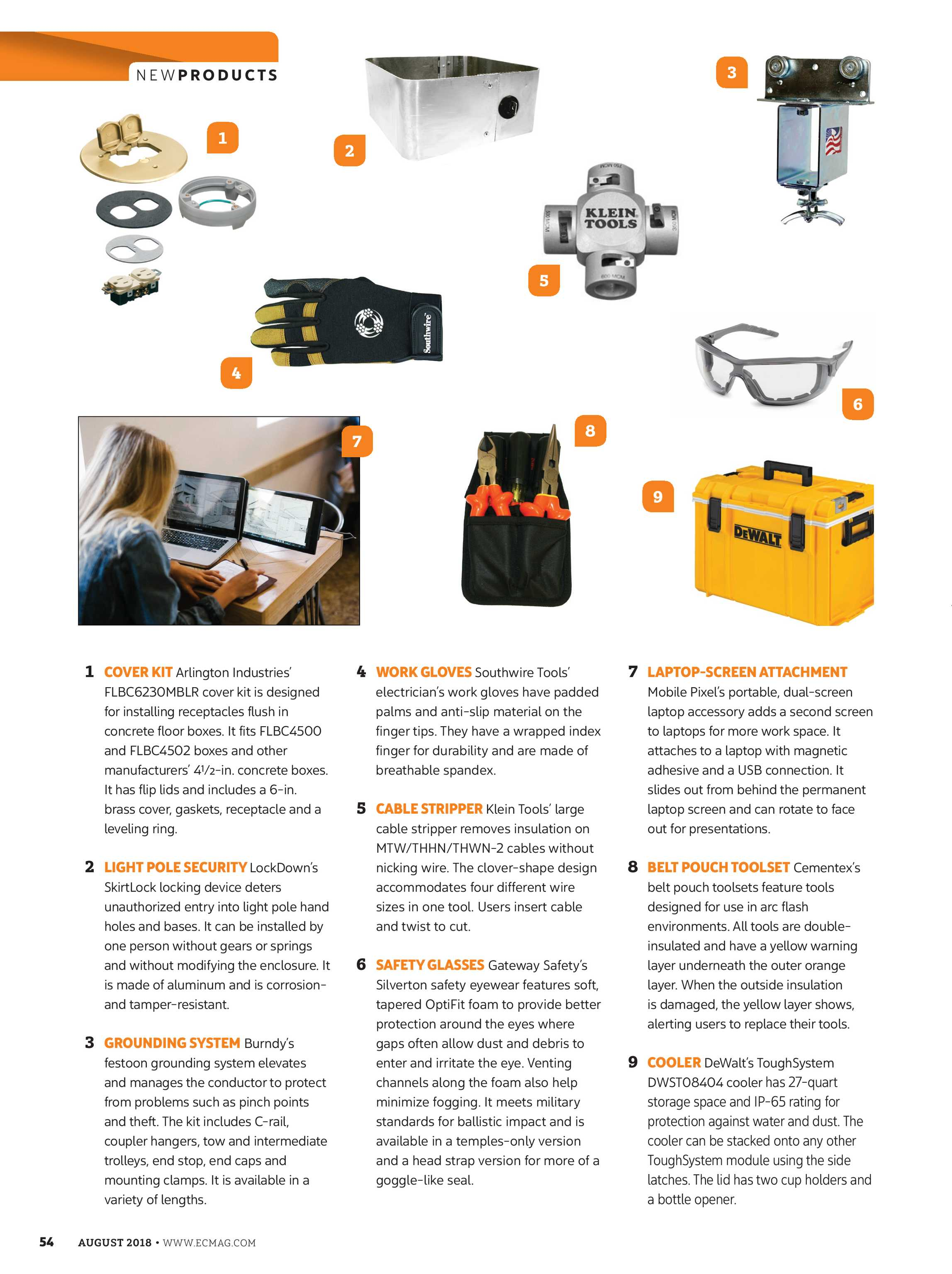 Electrical Contractor - August 2018 - page 54