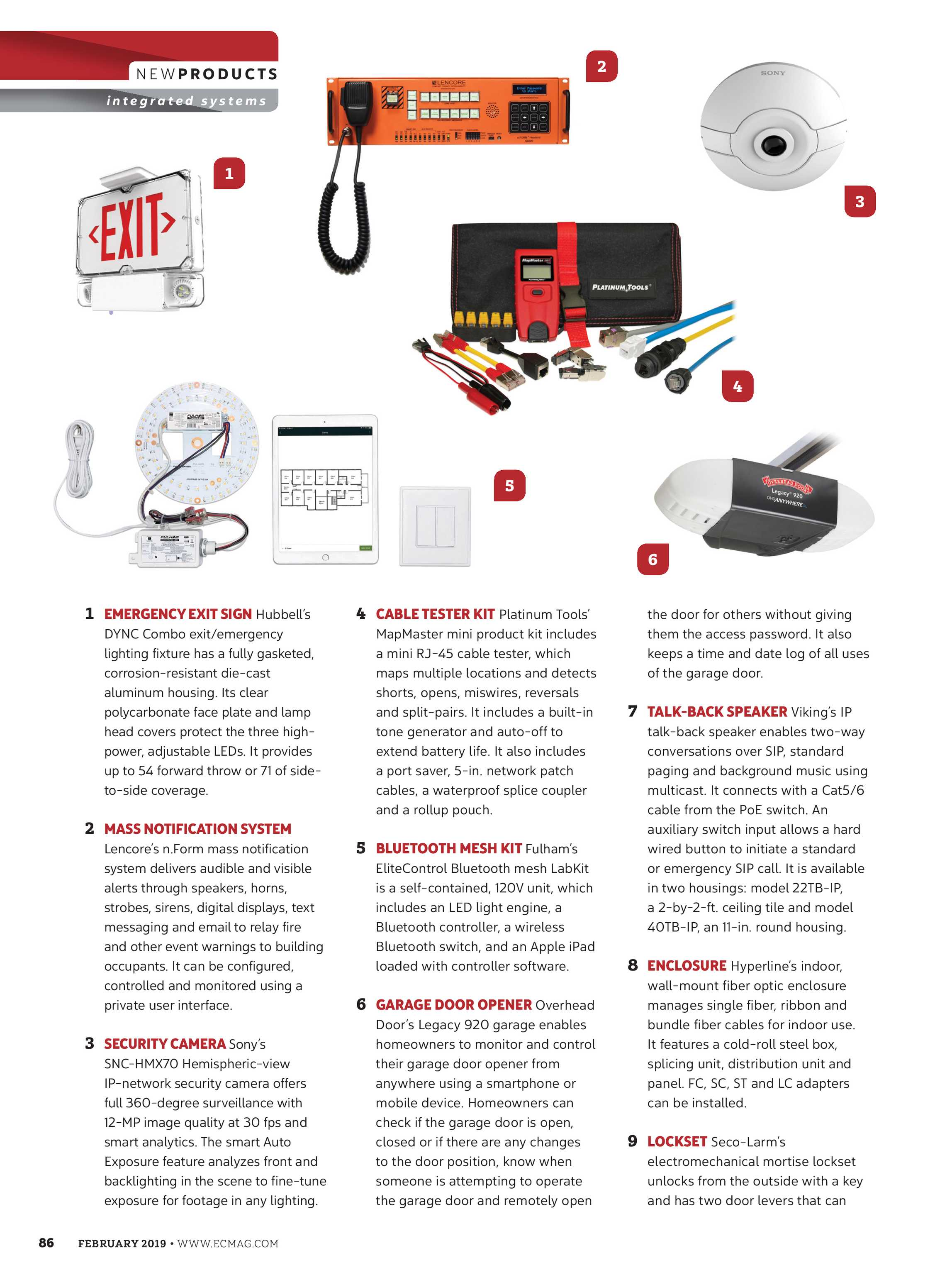 Electrical Contractor - February 2019 - page 86