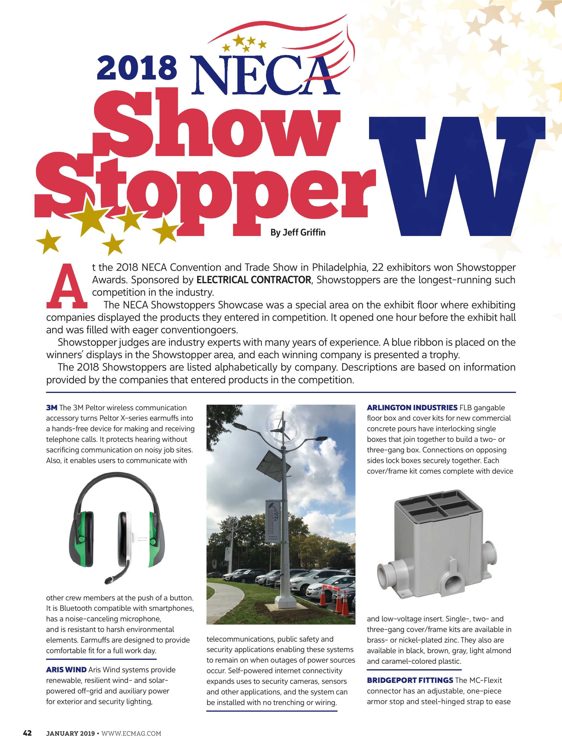 Electrical Contractor - January 2019 - page 42