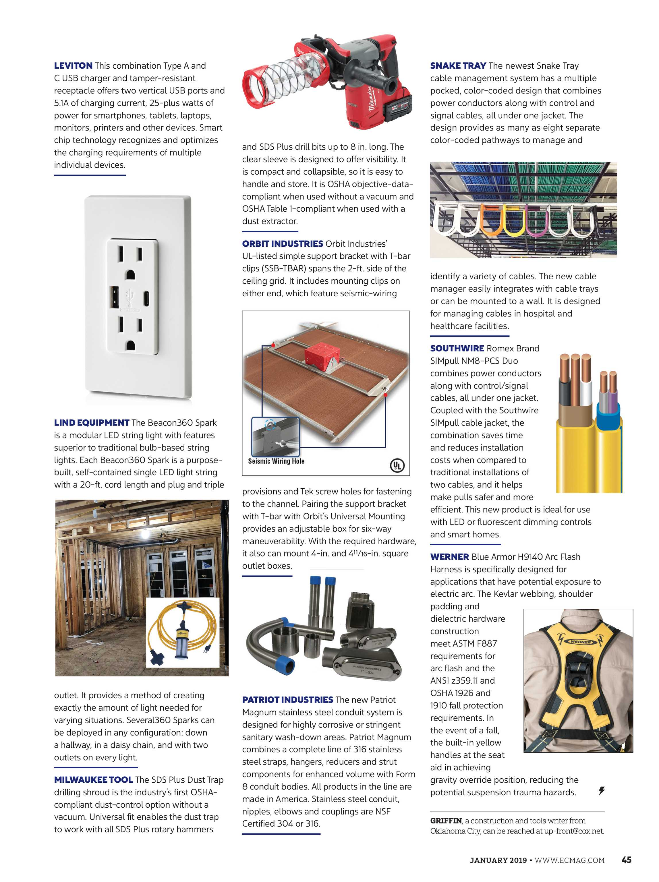 Electrical Contractor - January 2019 - page 46