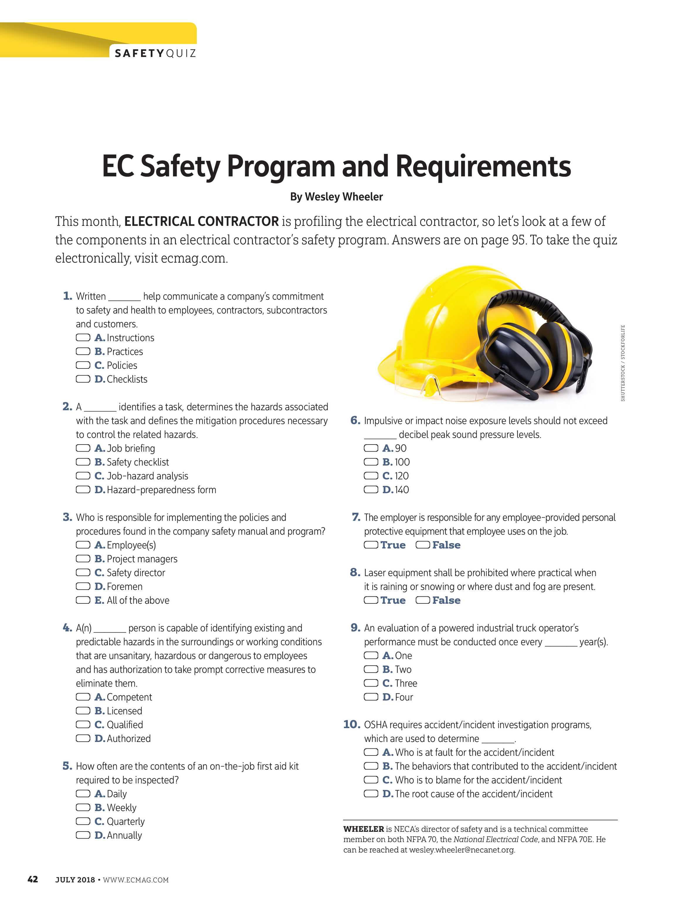 Electrical Contractor July 2018 Page 42