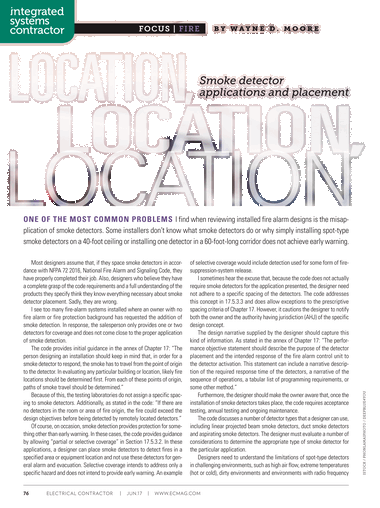 Electrical Contractor - June 2017 - Page 76-77