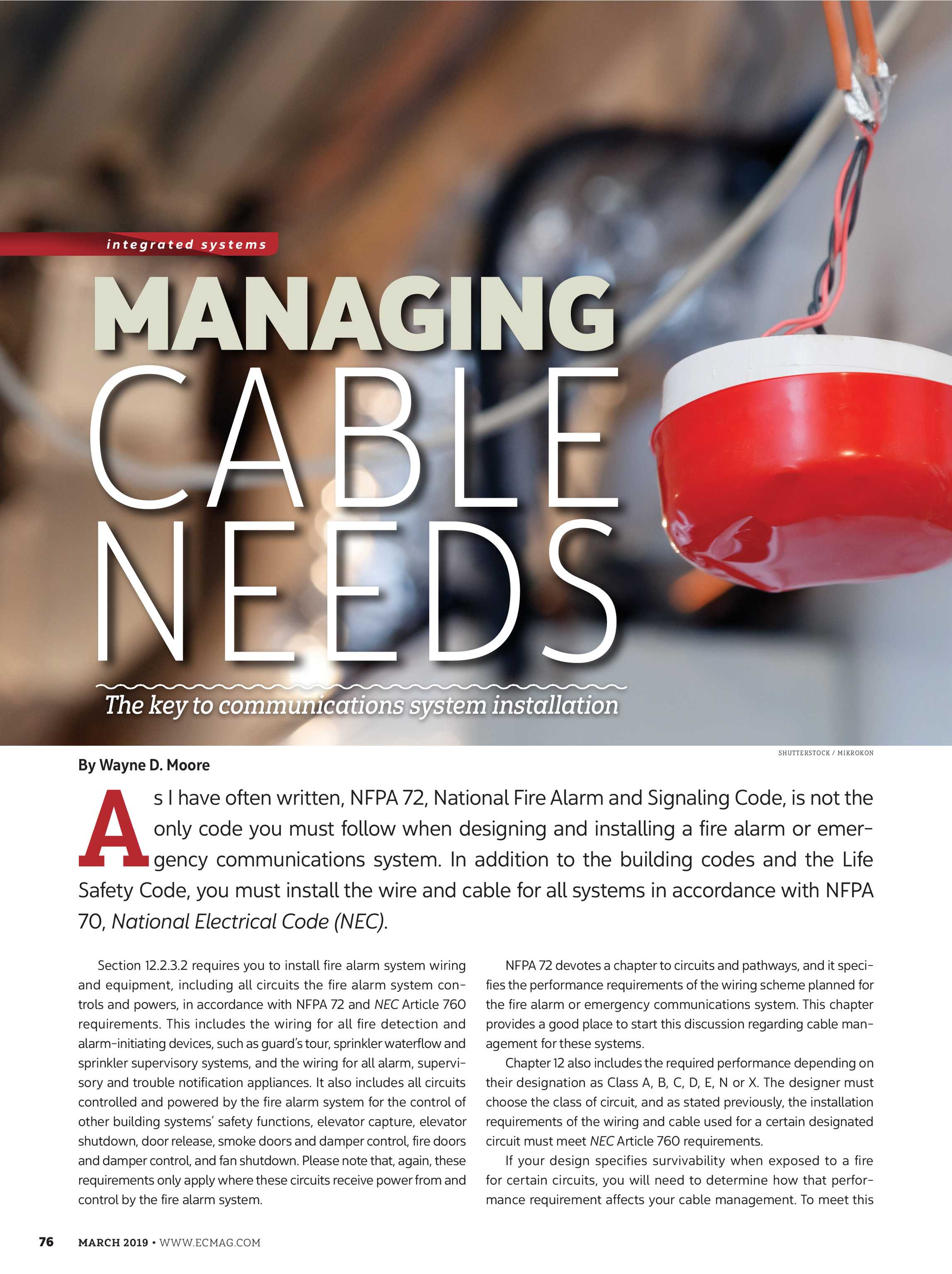 Electrical Contractor - April 2019 - page 76