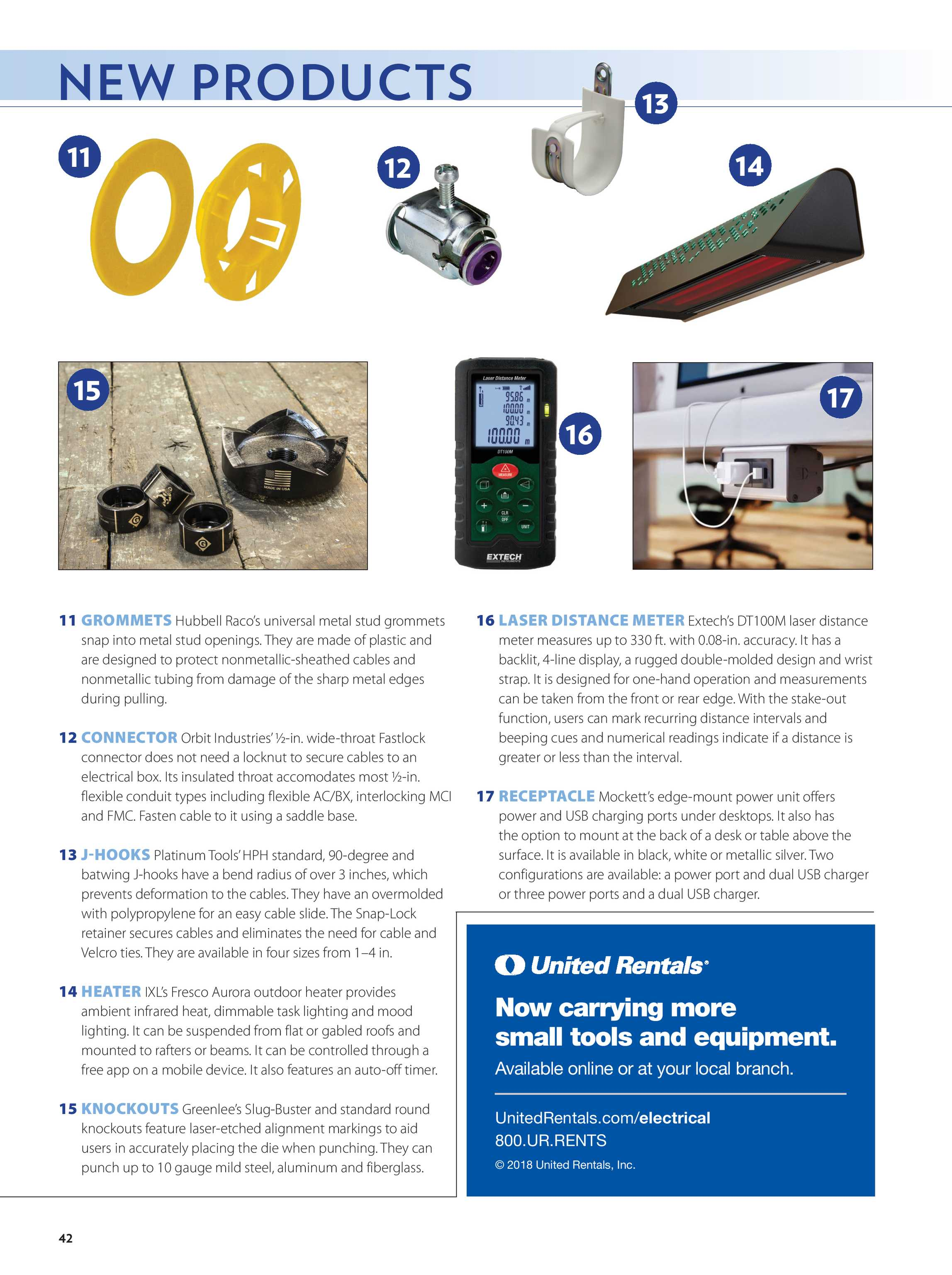Electrical Contractor - July 2018 - page 42