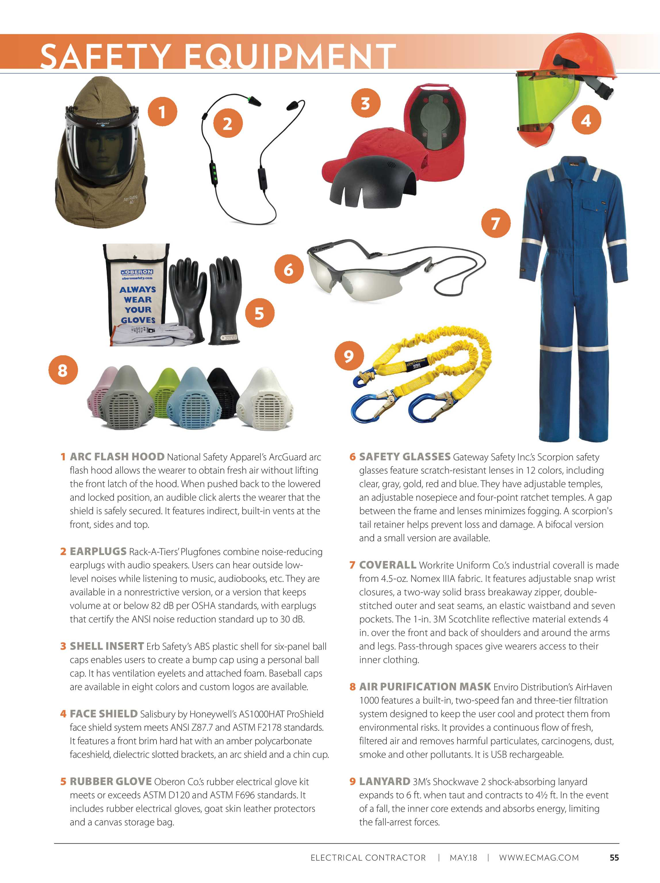 61d49cd82196 Electrical Contractor - May 2018 - page 55