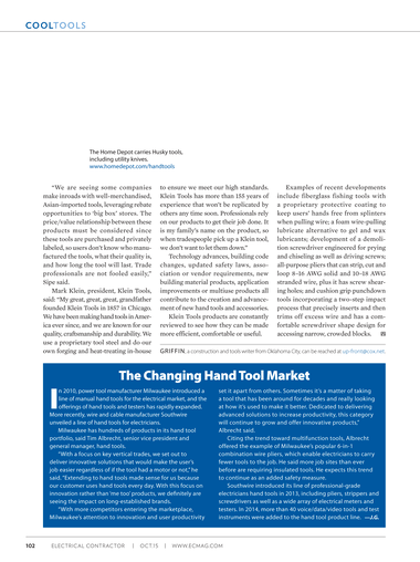 Electrical Contractor - October 2015 - Page 102-103