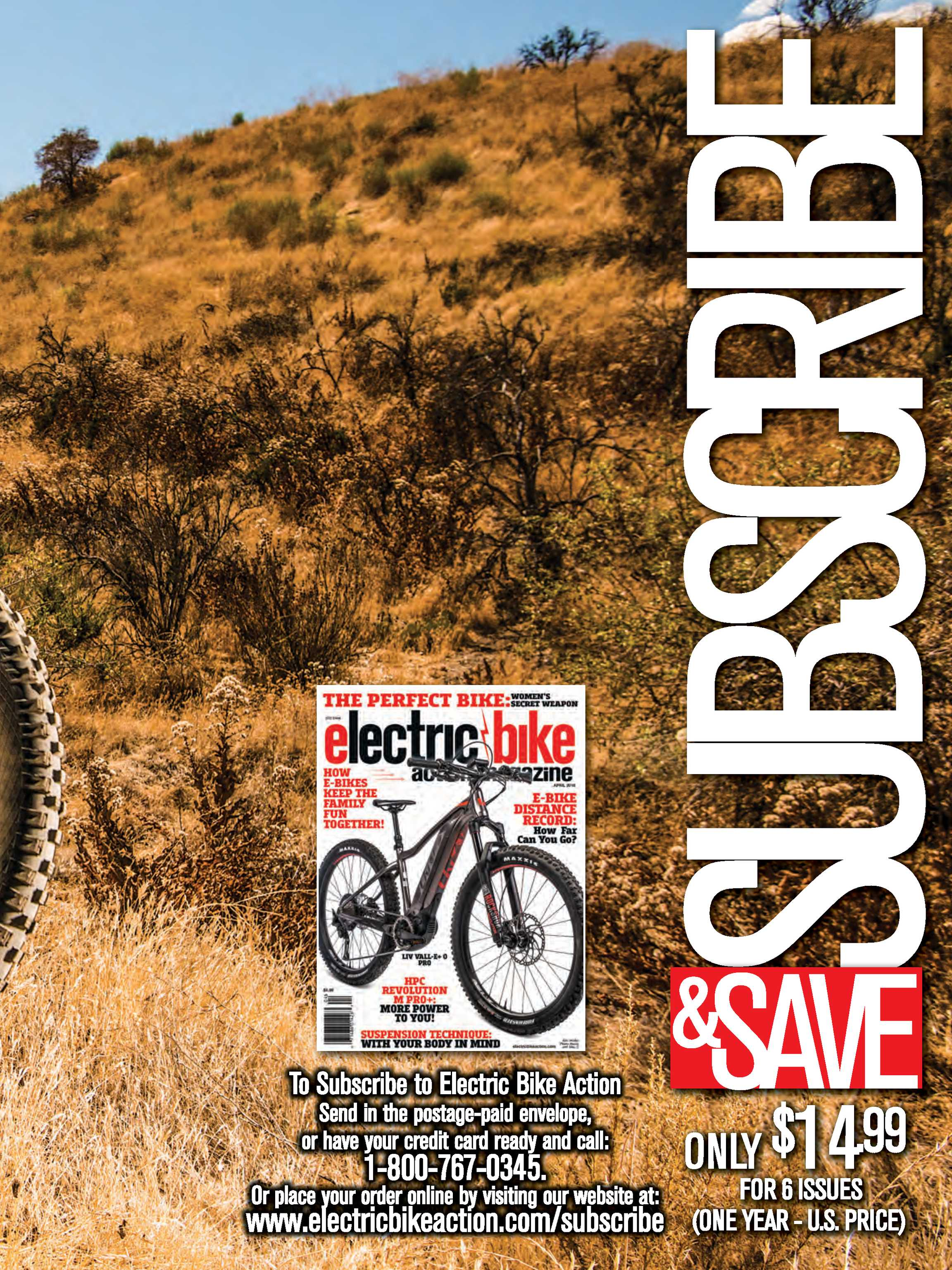 Electric Bike Action - April 2018 - page 84