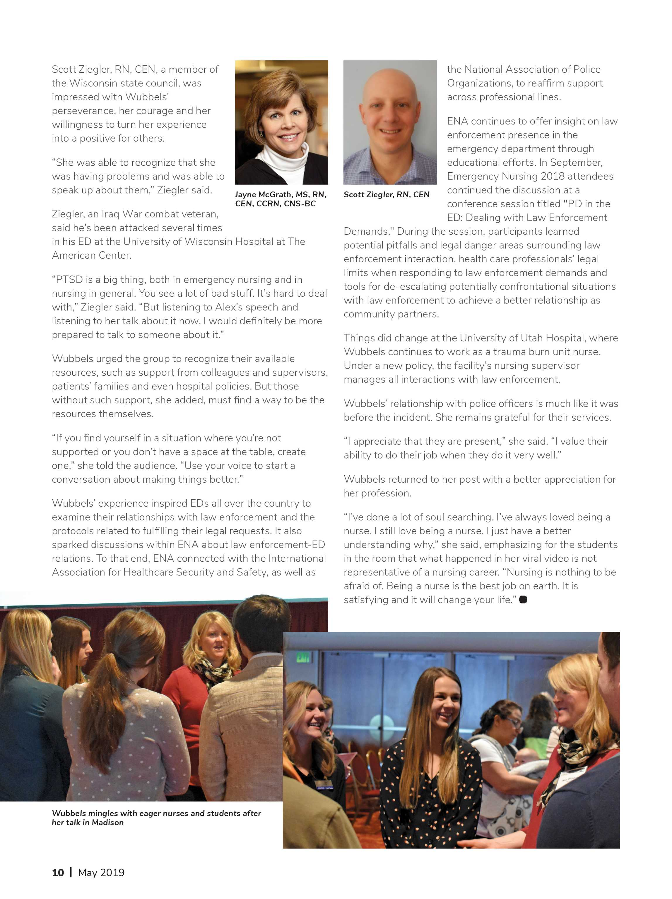 ENA Connection - May 2019 - page 10