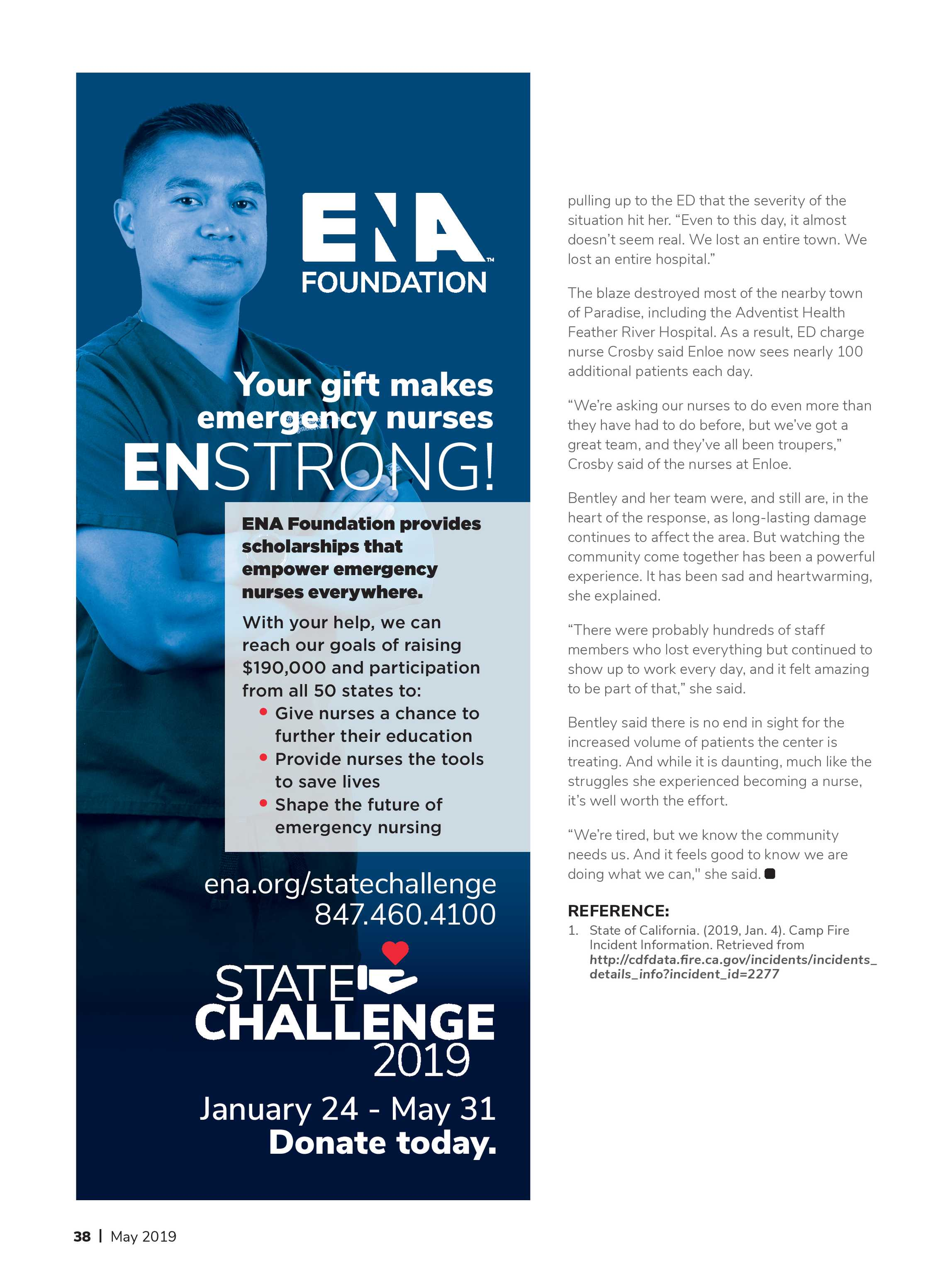 ENA Connection - May 2019 - page 38