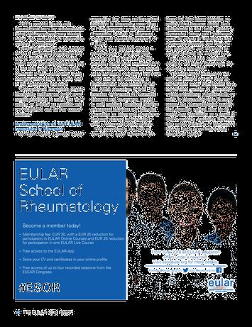 Eular Congress News - EULAR 2018 Report - Page 10-11