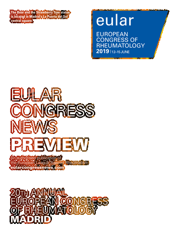 Eular Congress News - EULAR 2019 Preview - Page 1