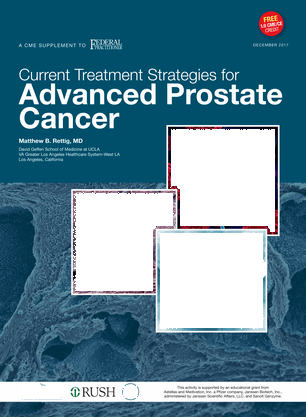 Federal Practitioner - 1217ProstateCancerCME - Front Cover