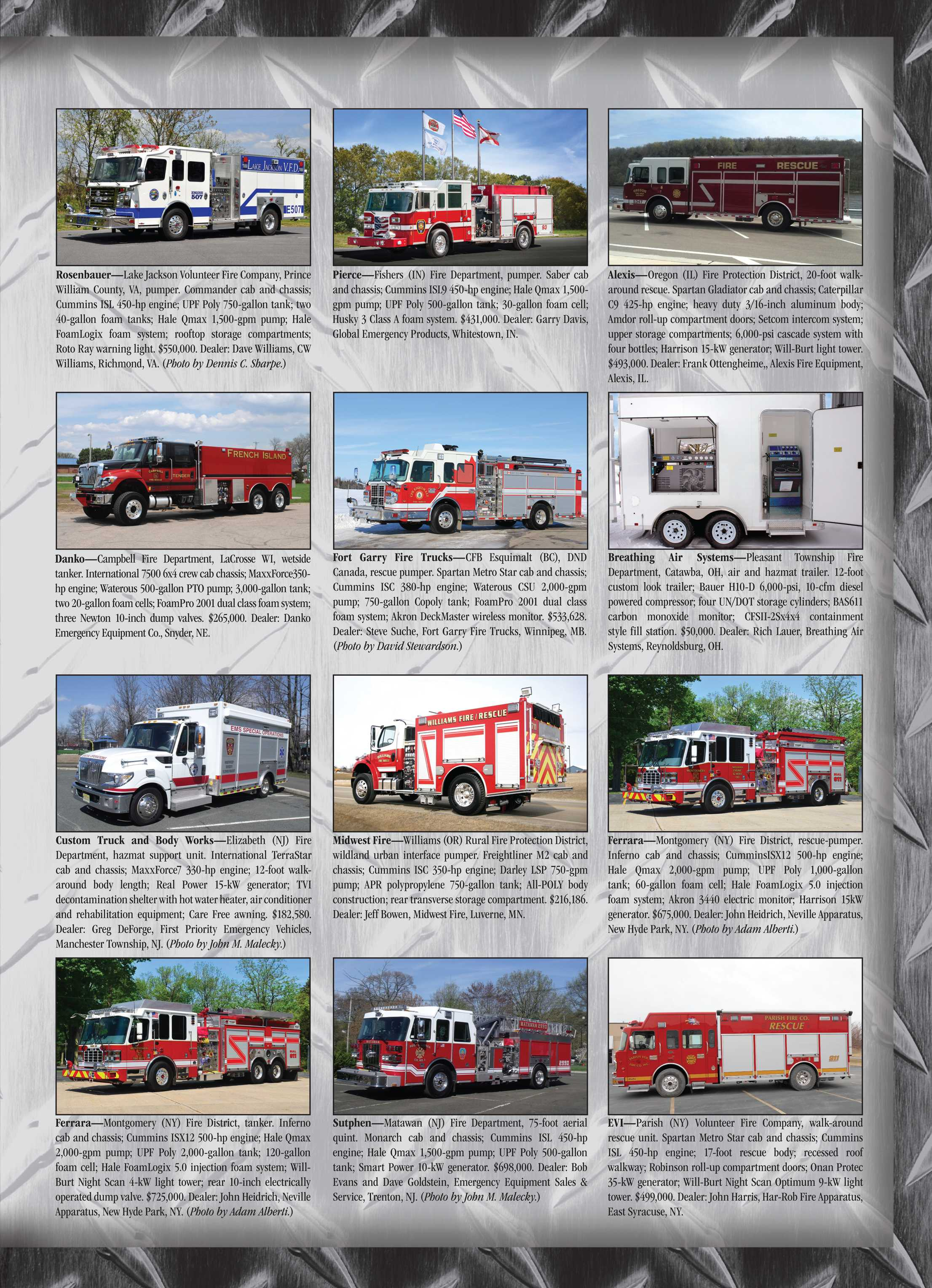 Fire Apparatus Magazine - July 2013 - page 35