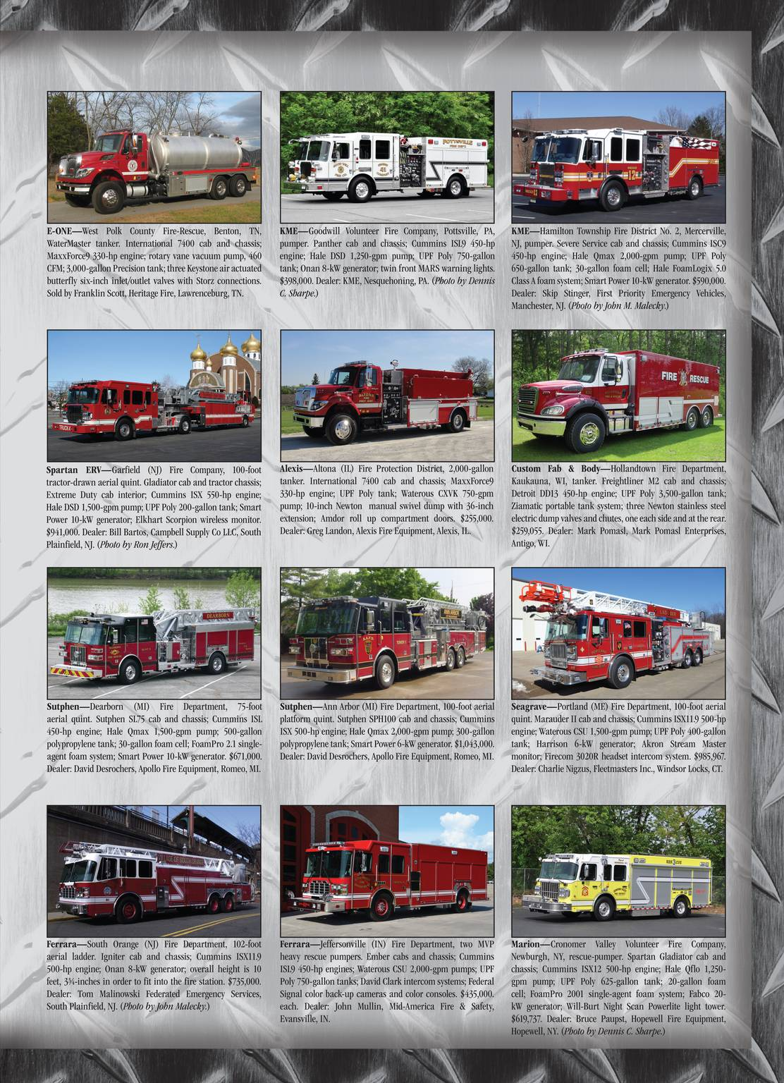 Fire Apparatus Magazine - August 2013 - page 40