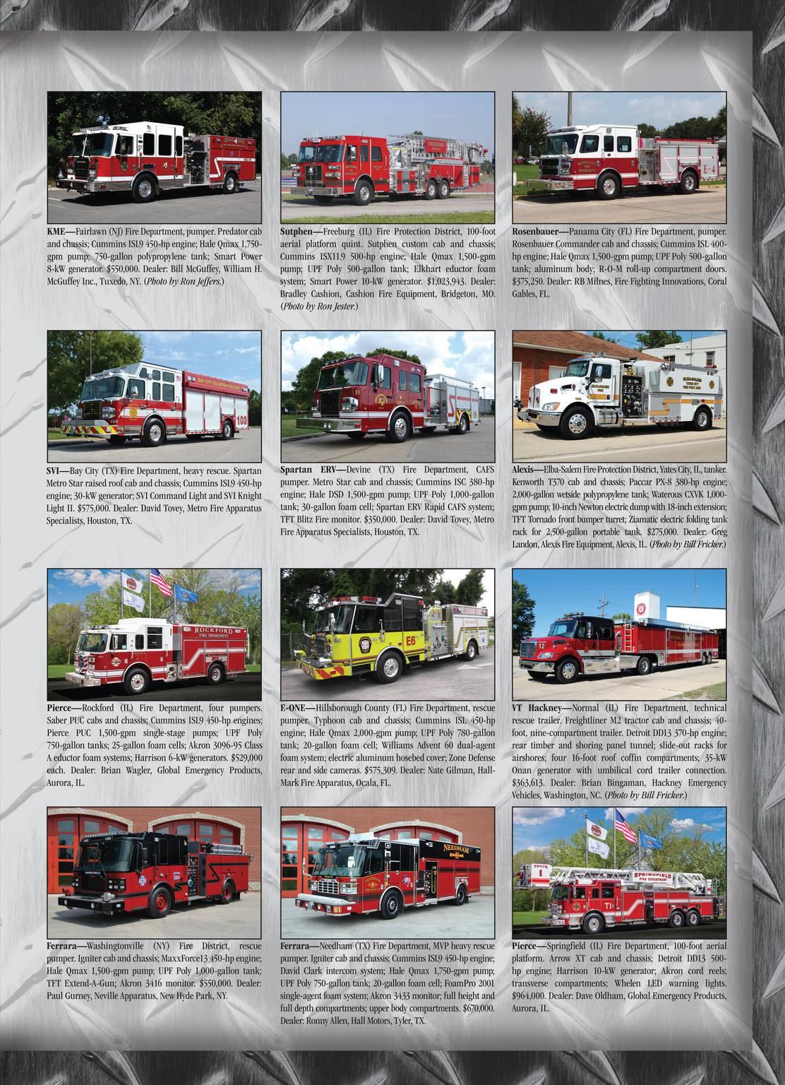 Fire Apparatus Magazine - December 2013 - page 46