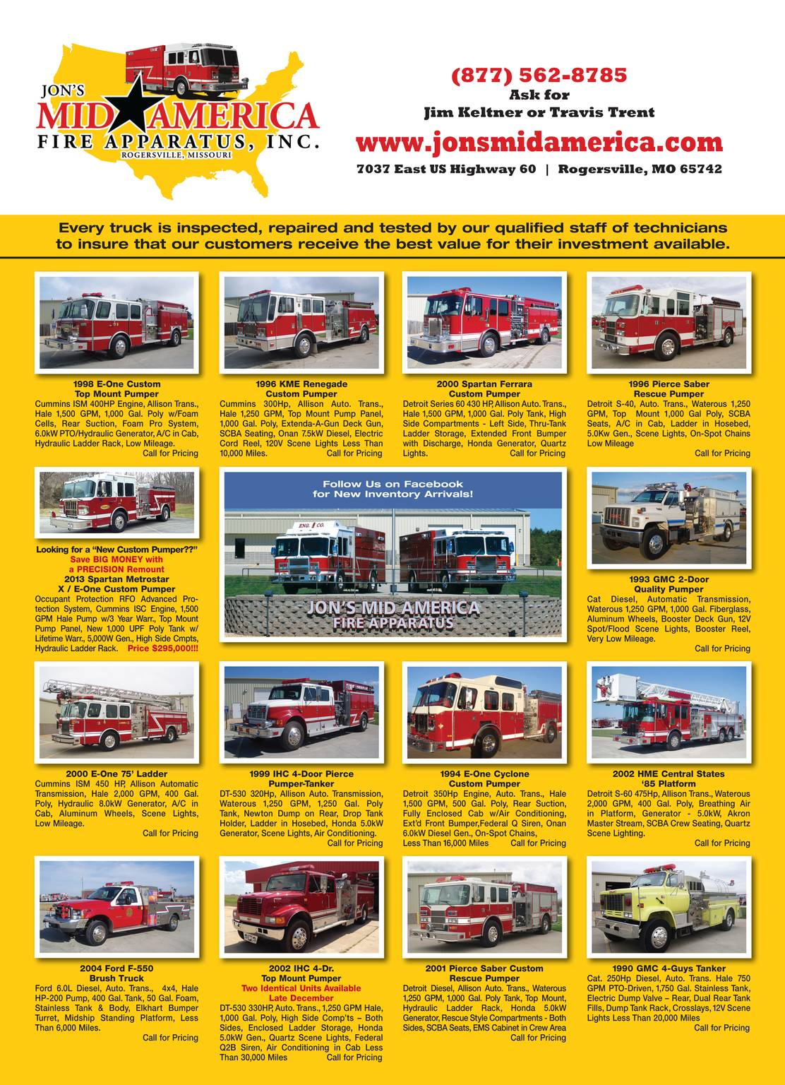 Fire Apparatus Magazine - January 2014 - page 43