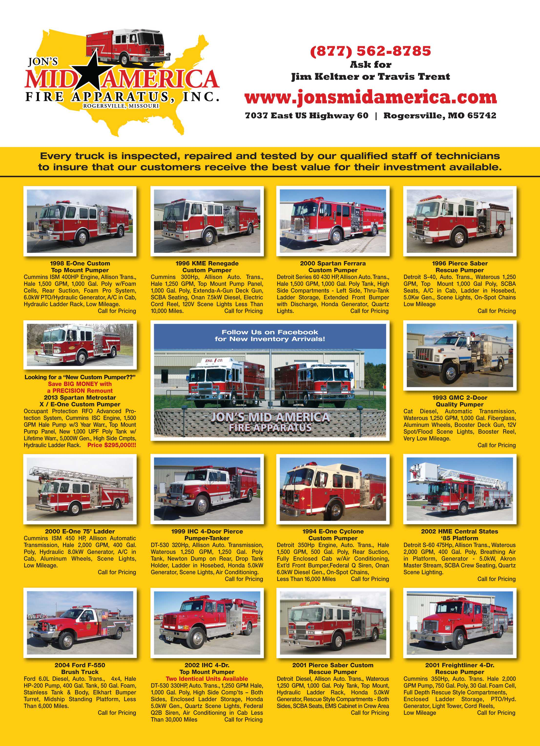 Fire Apparatus Magazine March 2014 Page 59