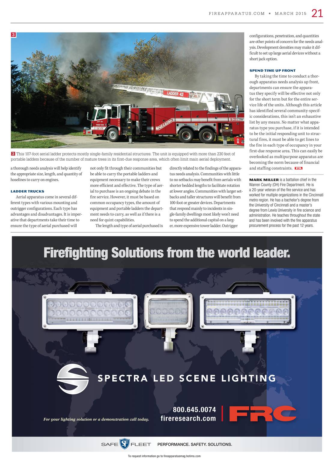 Needs Ysis | Fire Apparatus Magazine March 2015 Page 22