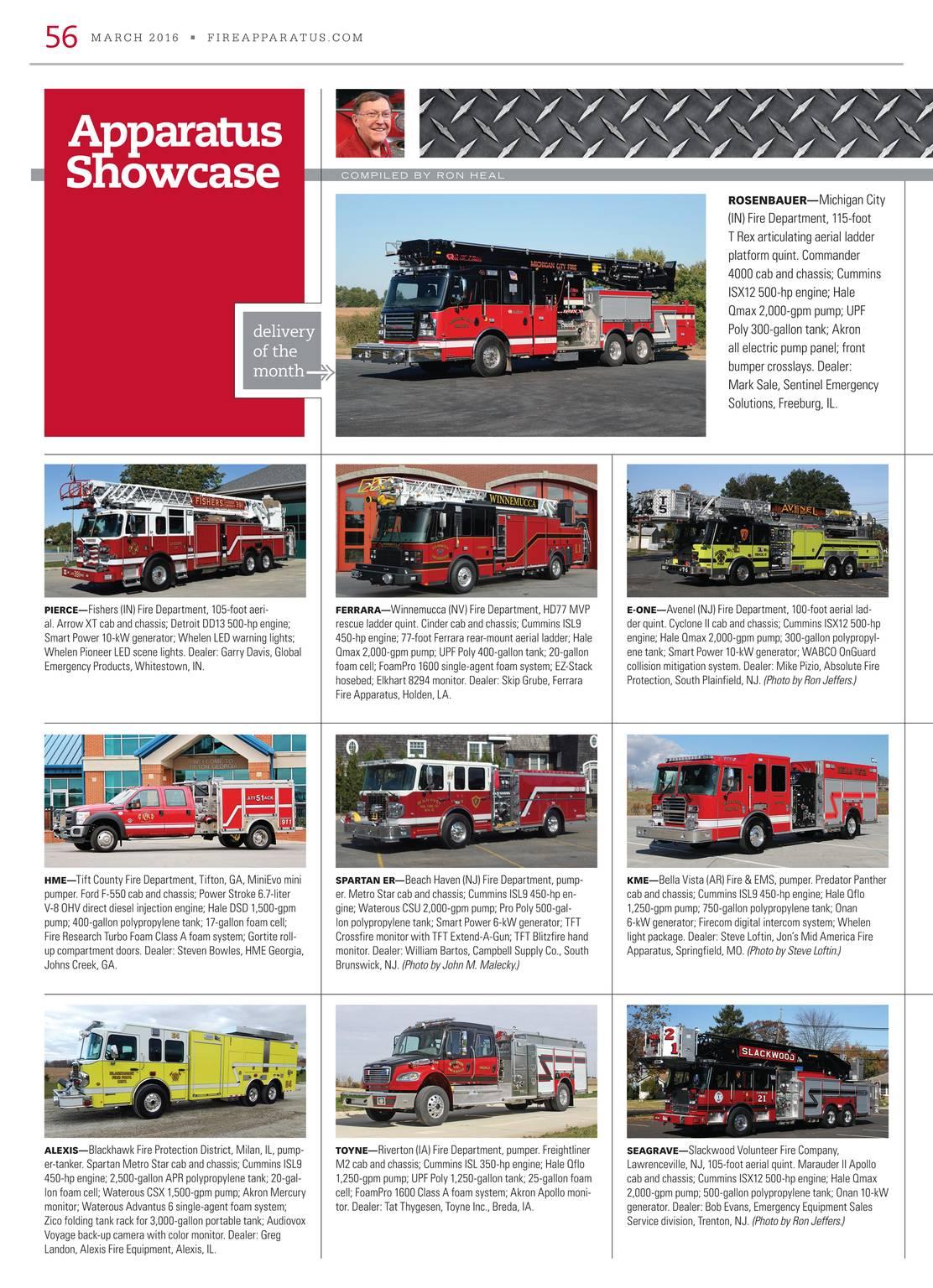 Fire Com 3000a Apparatus Intercom System Durable Service Facility Maintenance & Safety