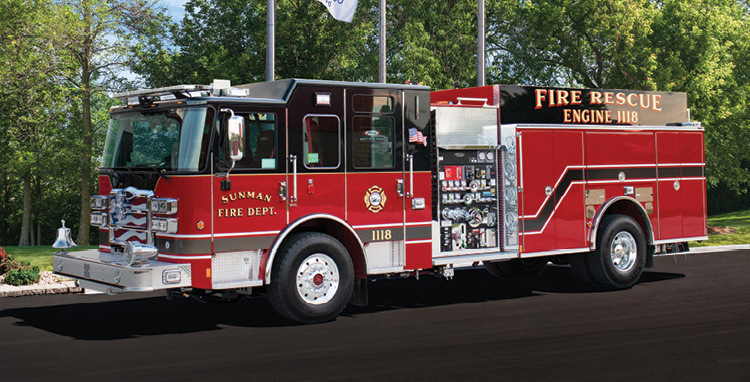 Fire Apparatus Magazine - March 2019 - delivery of the month