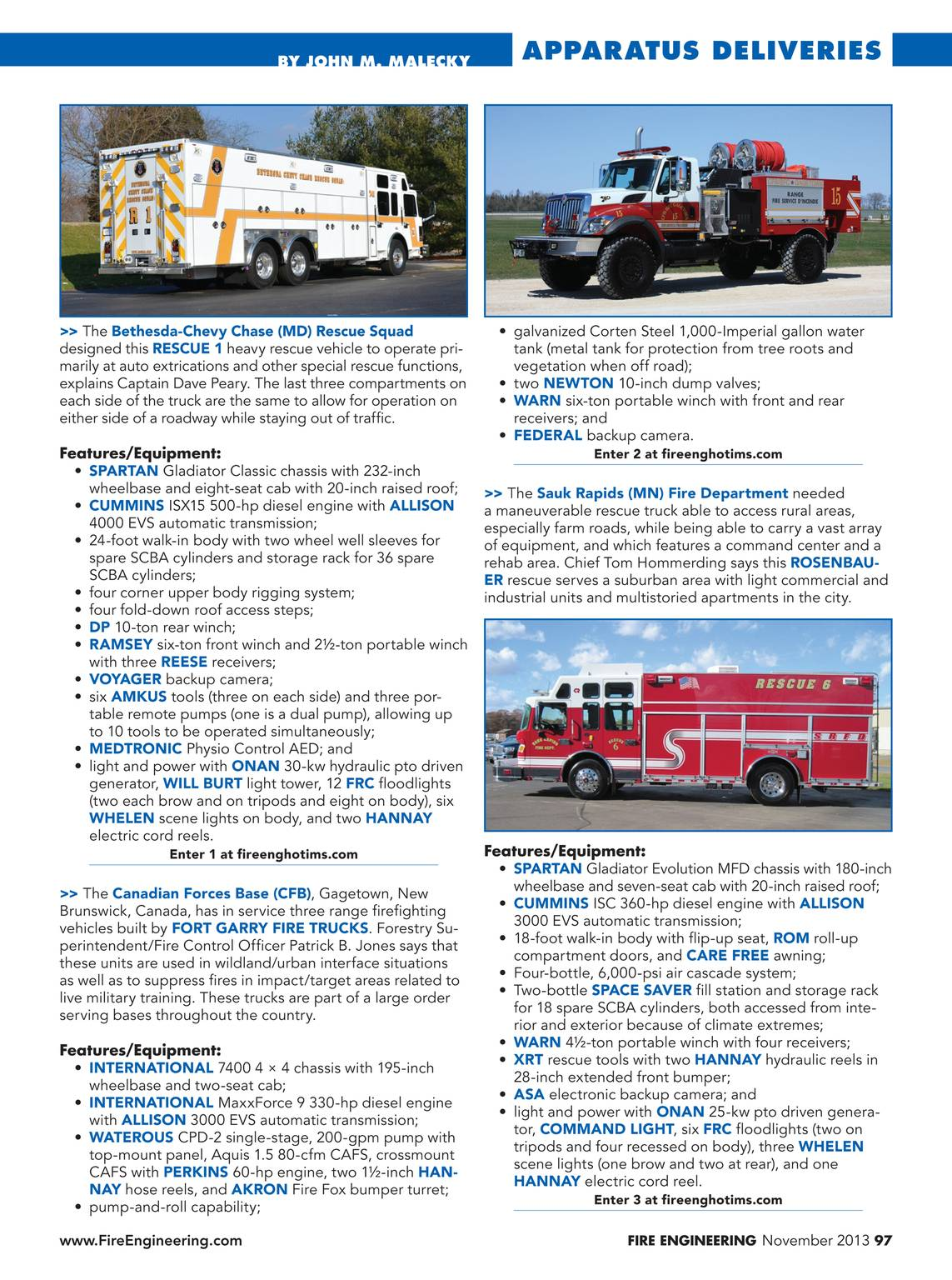 Fire Engineering - November 2013 - page 97