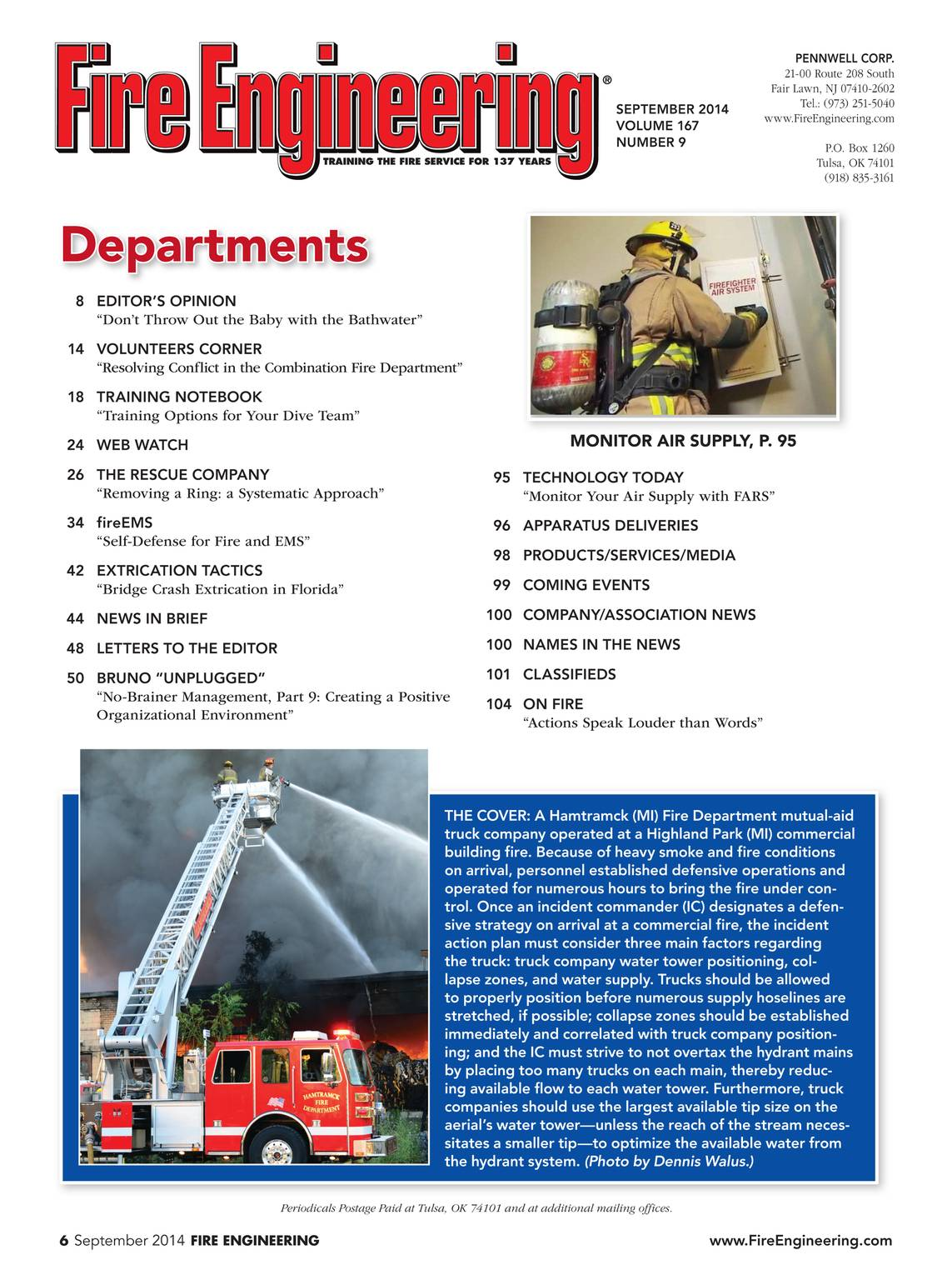 Fire Engineering - September 2014 - page 6