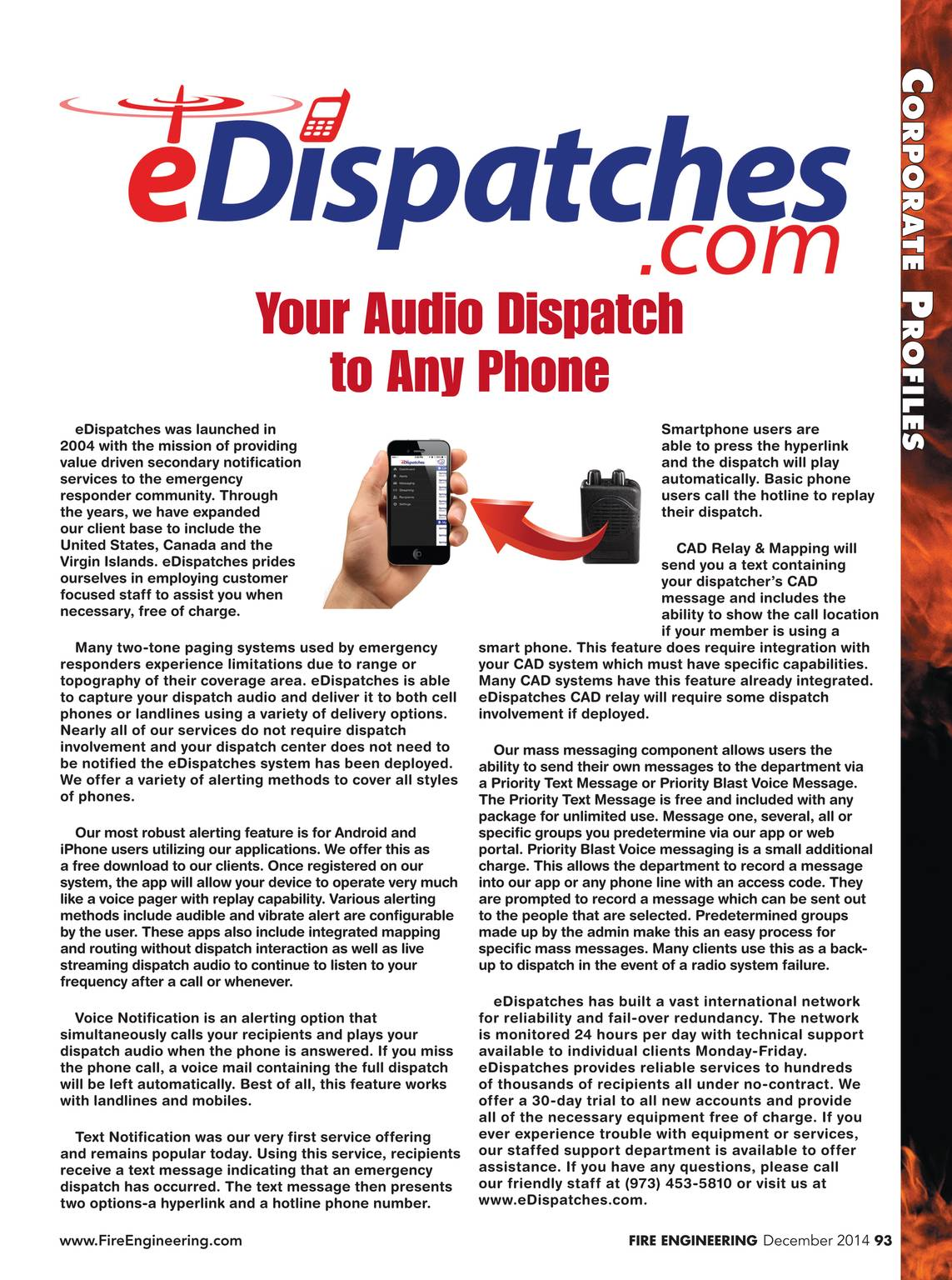 Fire Engineering - December 2014 - page 94