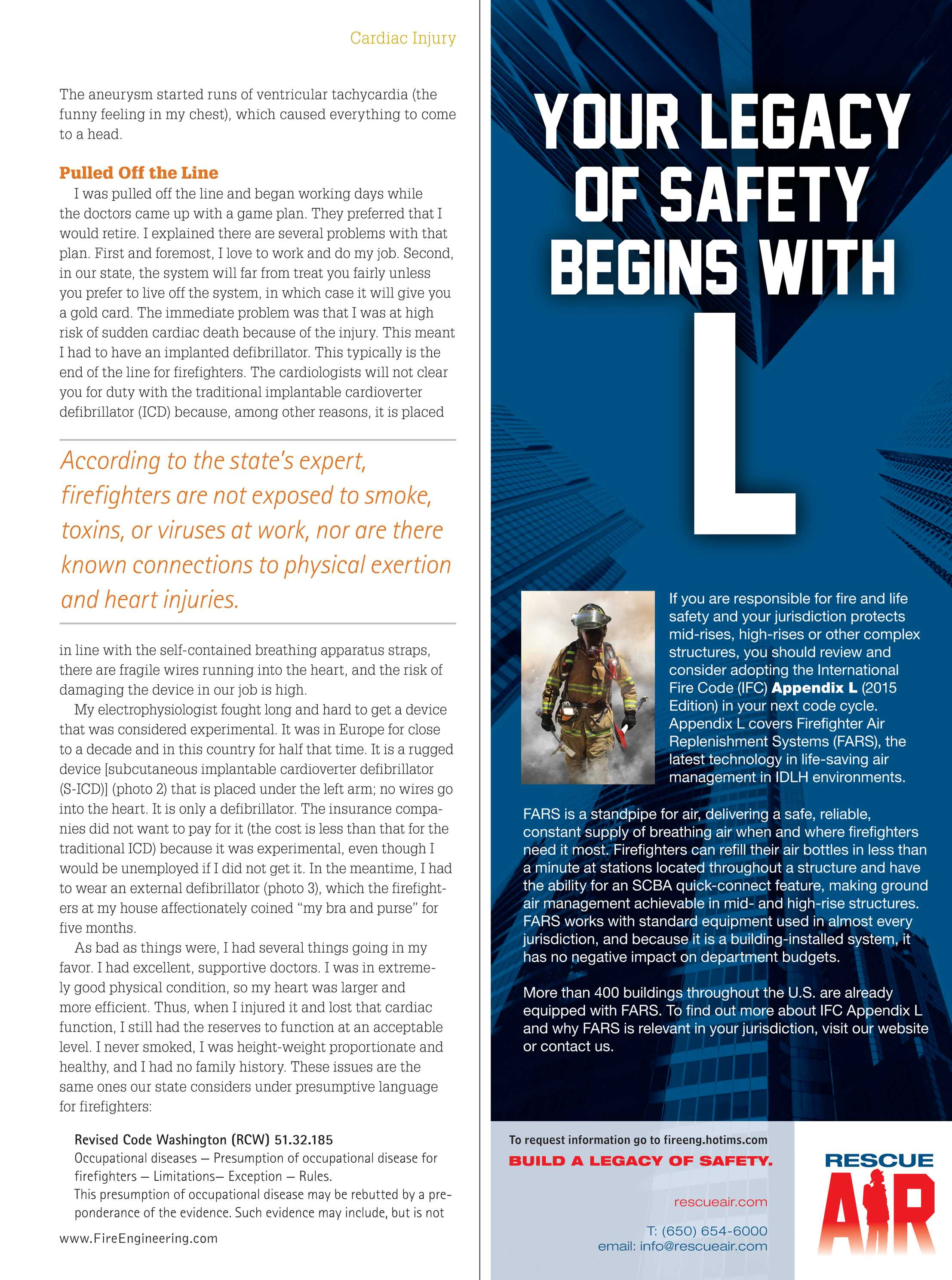 Fire Engineering - December 2015 - page 59