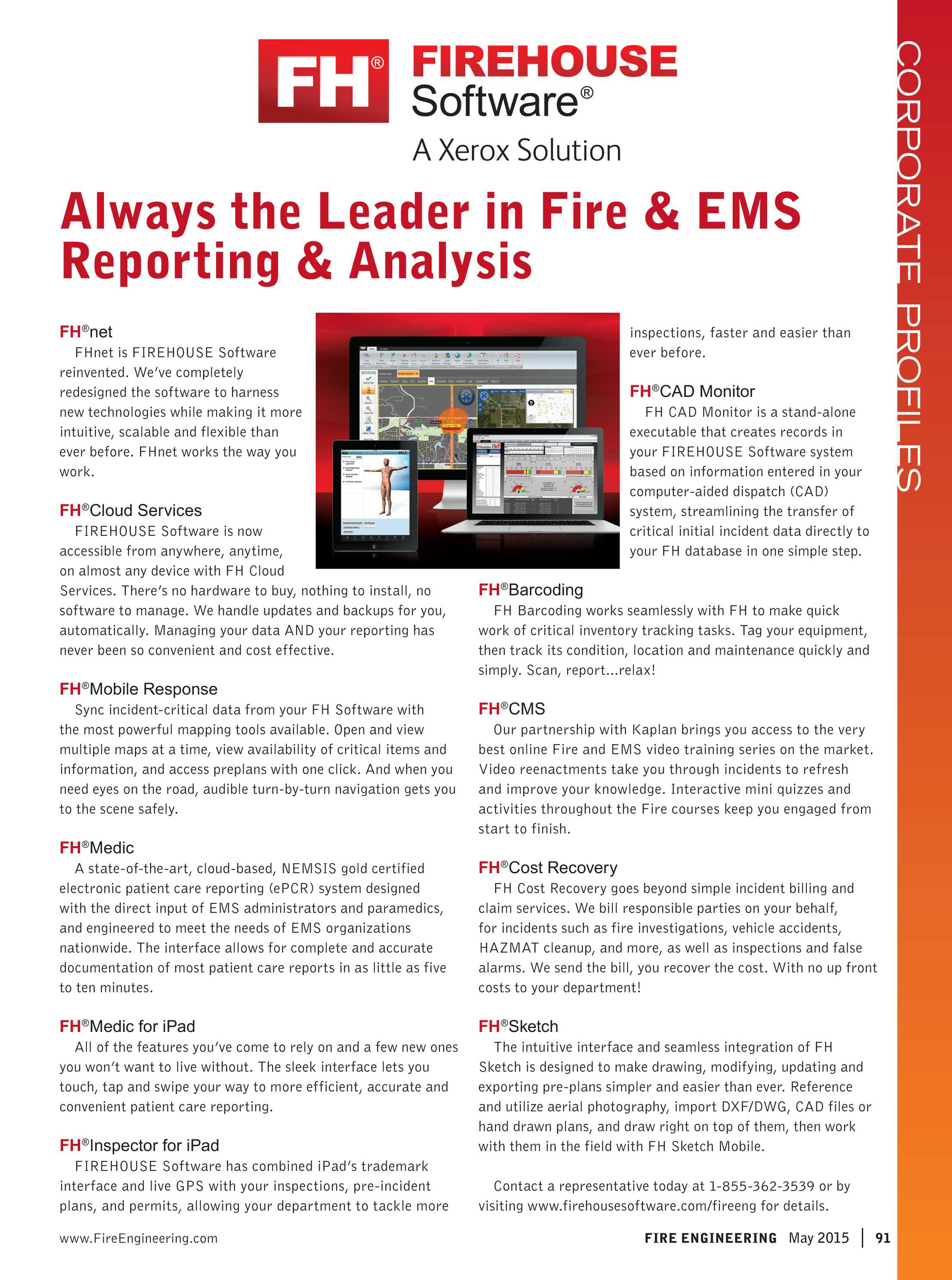 Fire Engineering - May 2015 - page 91