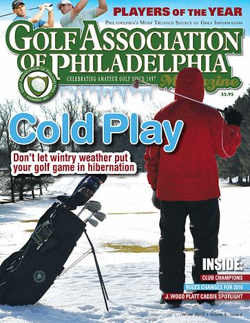 a45988246cc Golf Association of Philadelphia - 2015 Winter - Front Cover
