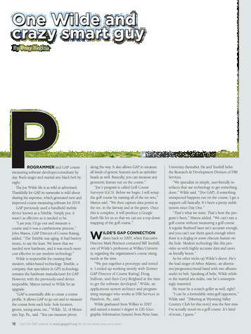 Golf Association of Philadelphia - 2019 Summer - Page 8-9