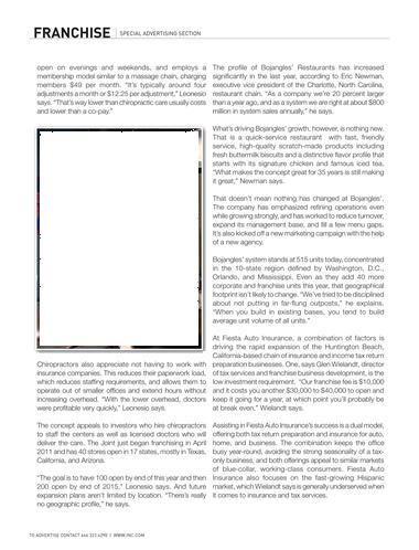 Inc Magazine May 2012 Page 128 129