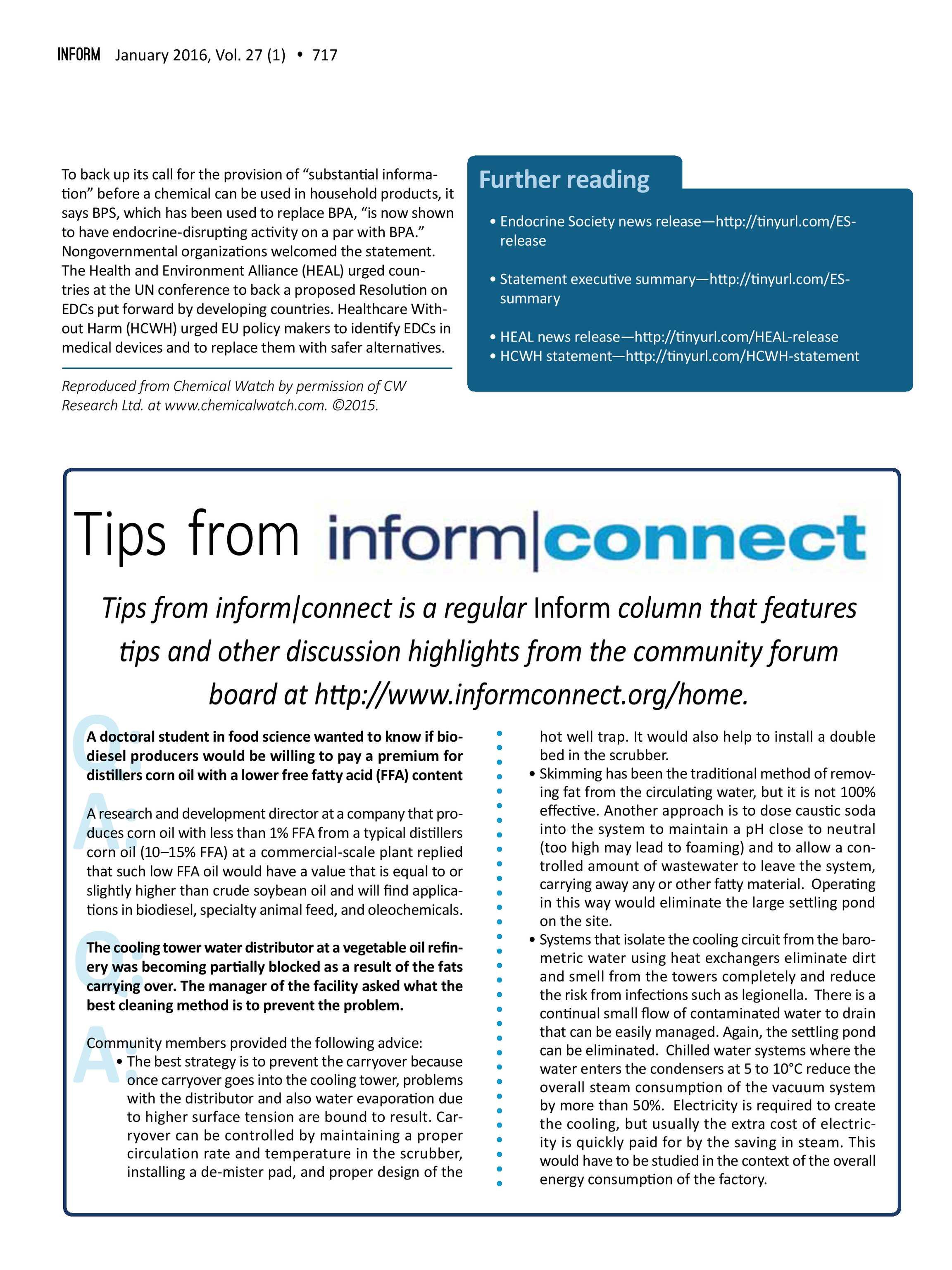 Inform Magazine - January 2016 - page 717