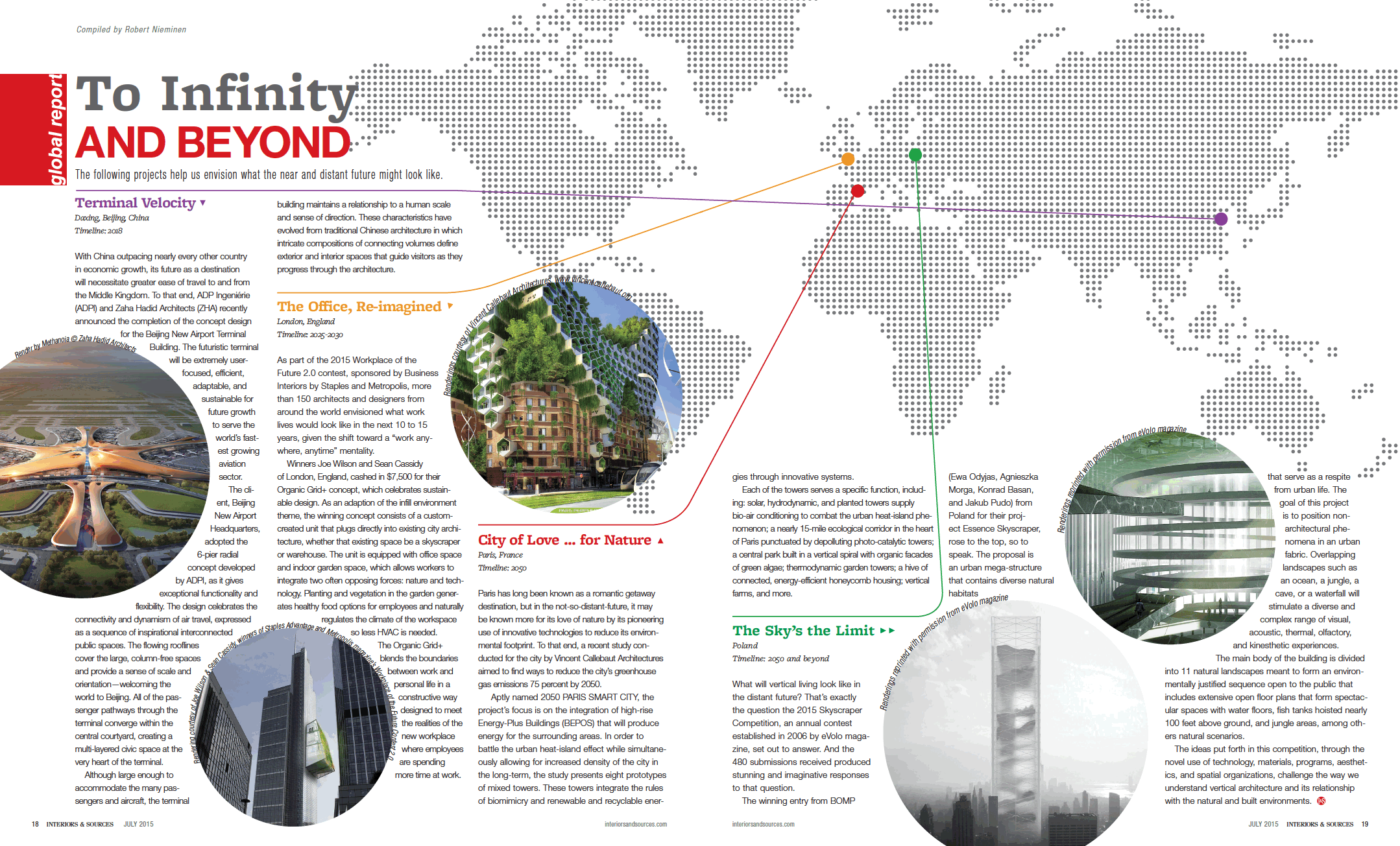 Defining Moment For Fledgling Neocon >> Interiors And Sources July 2015 To Infinity And Beyond