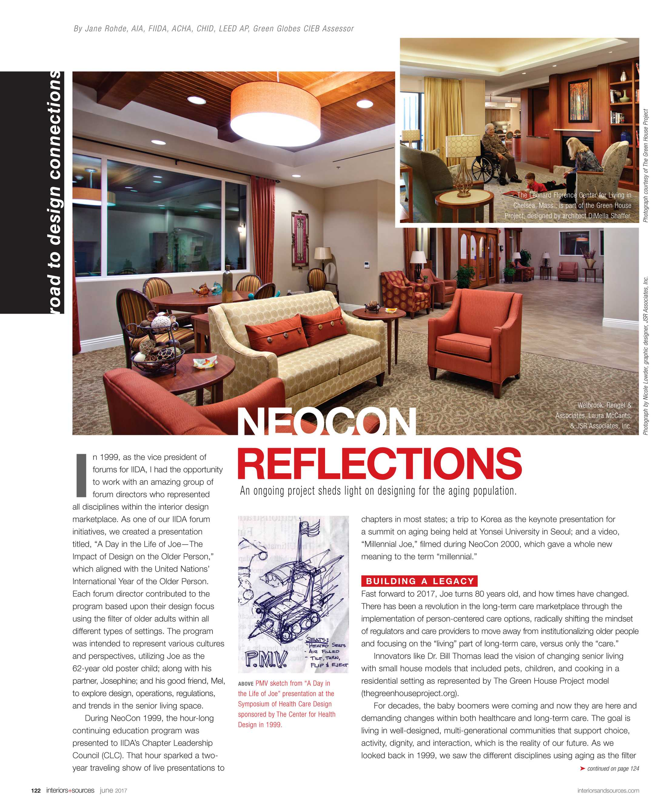 Interiors and Sources - June 2017 - page 122