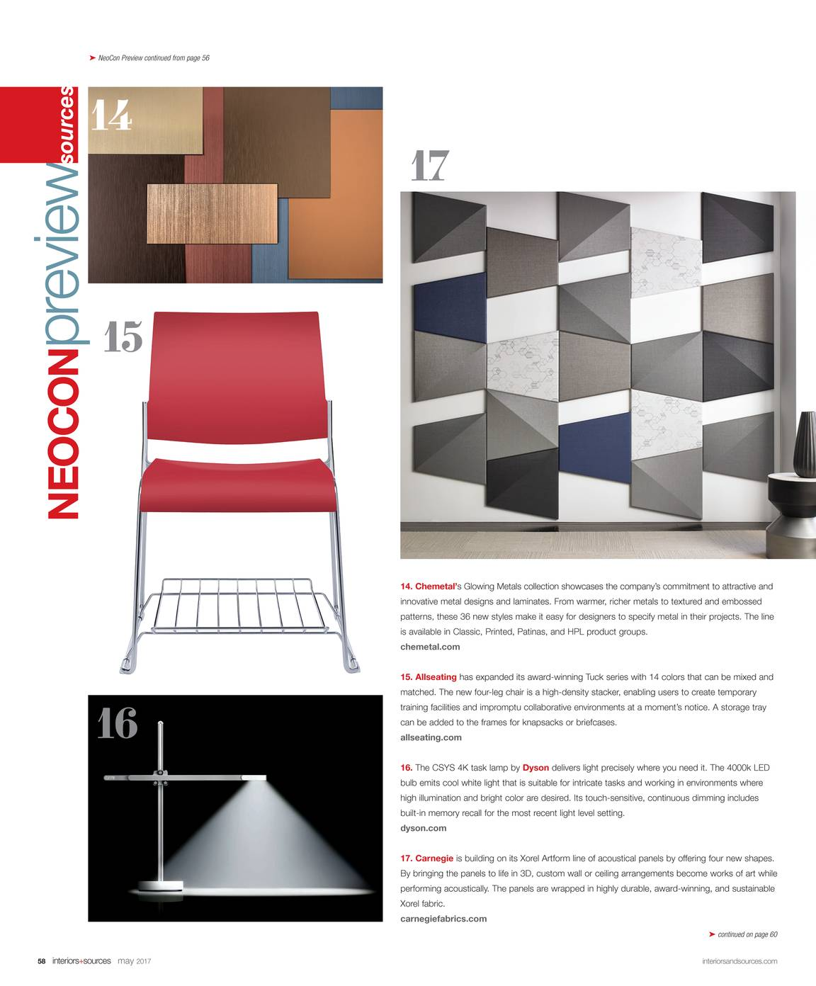 49e3c94ae8 Interiors and Sources - May 2017 - page 58