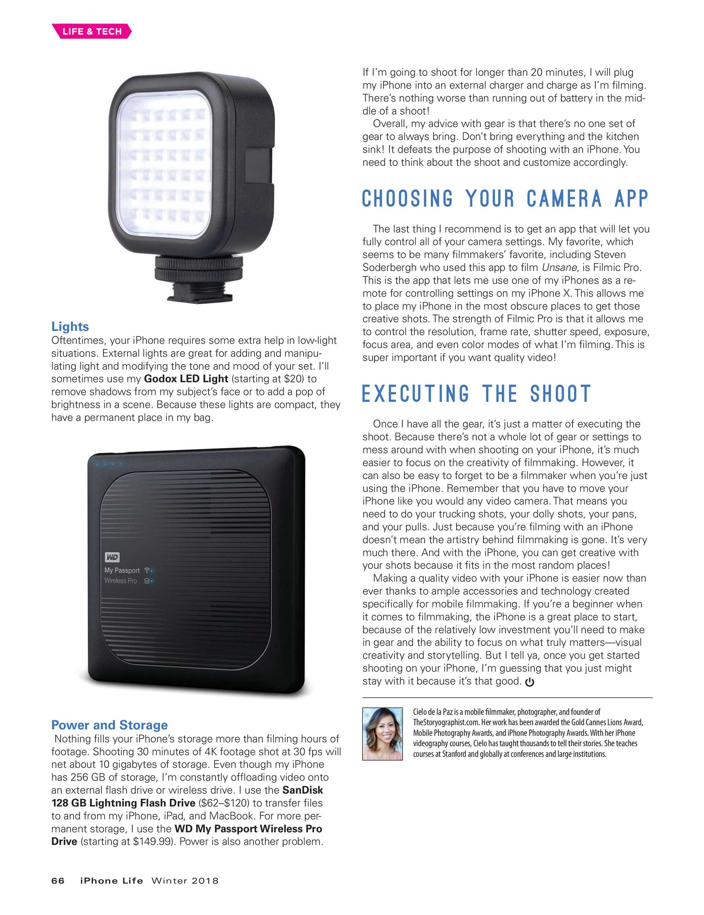 iPhone Life - Winter 2018 - page 66