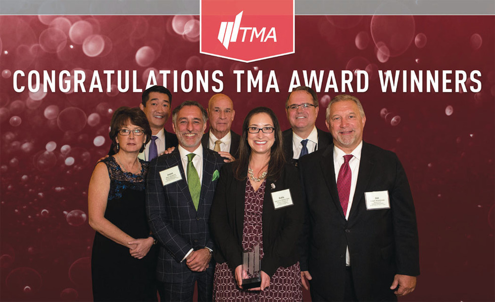 Journal of Corporate Renewal - January/February 2018 - 2017 TMA AWARDS