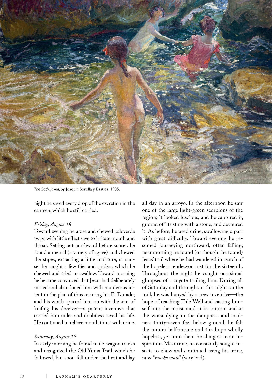 Lapham's Quarterly - Summer 2018 - page 37