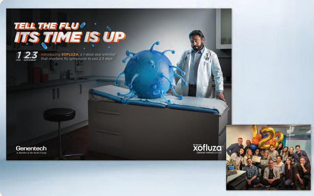 Med Ad News - April 2019 - DDB Health New York LLC