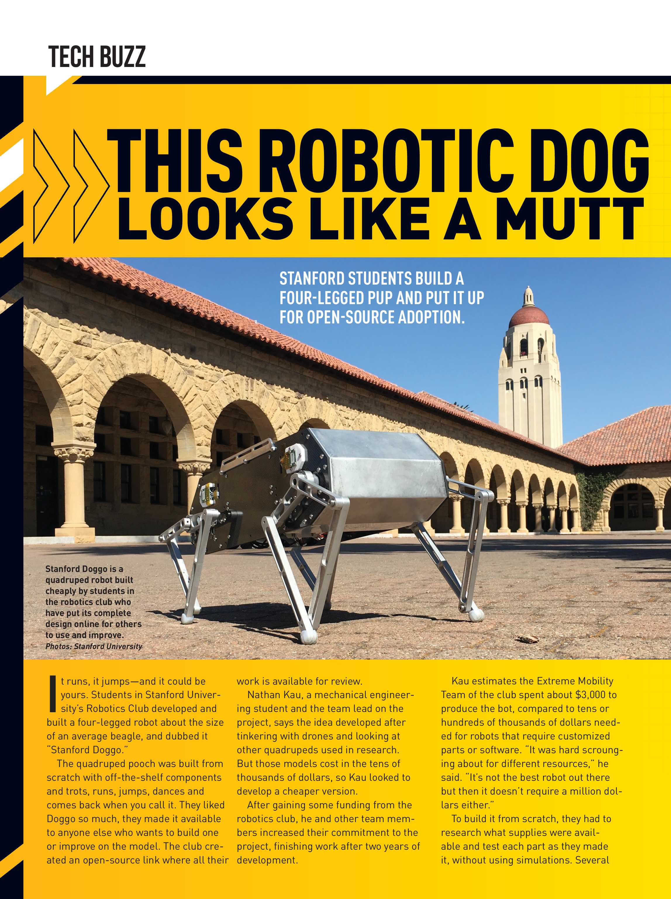 Mechanical Engineering Magazine - August 2019 - page 11