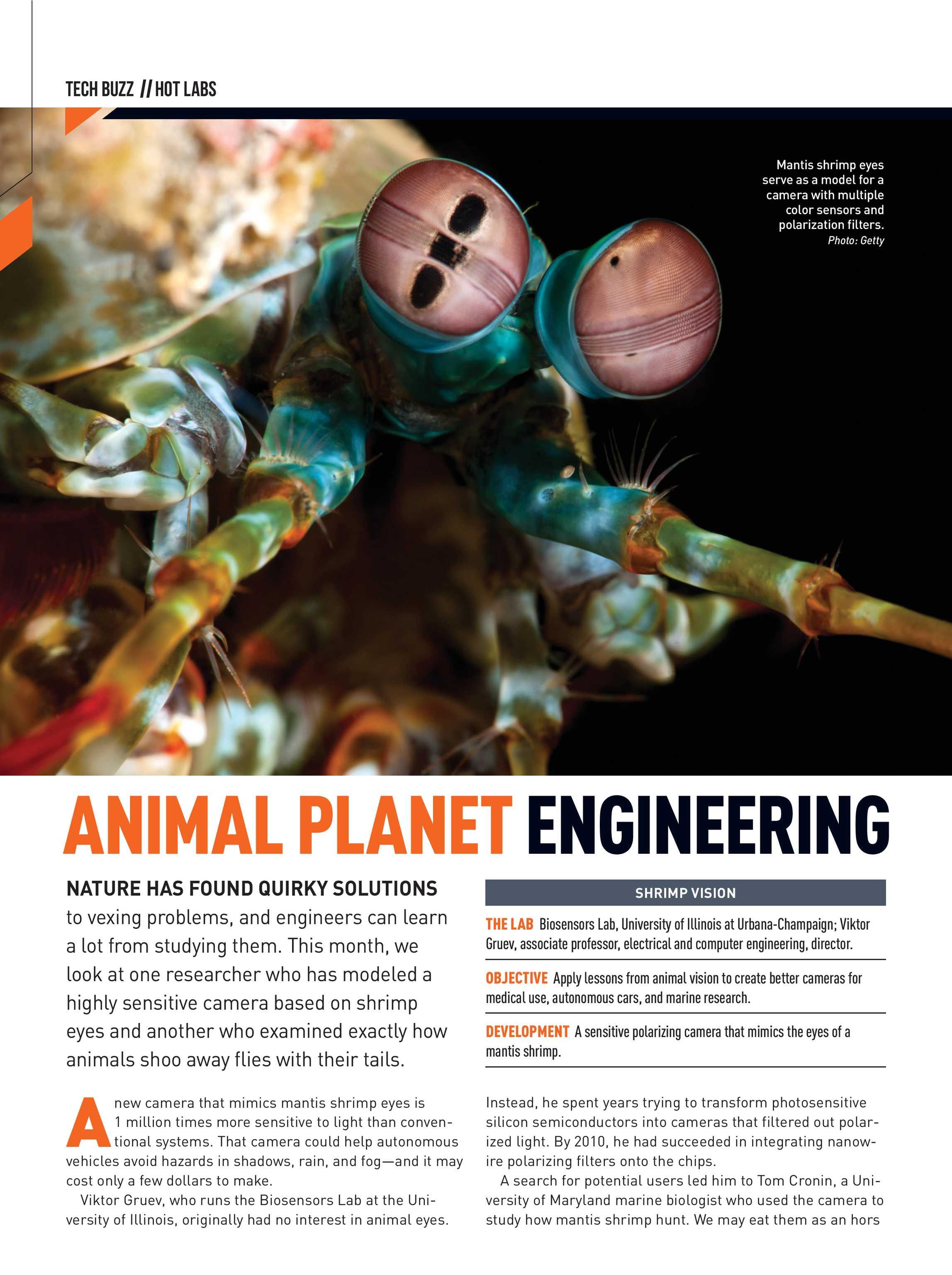 Mechanical Engineering Magazine - December 2018 - page 23