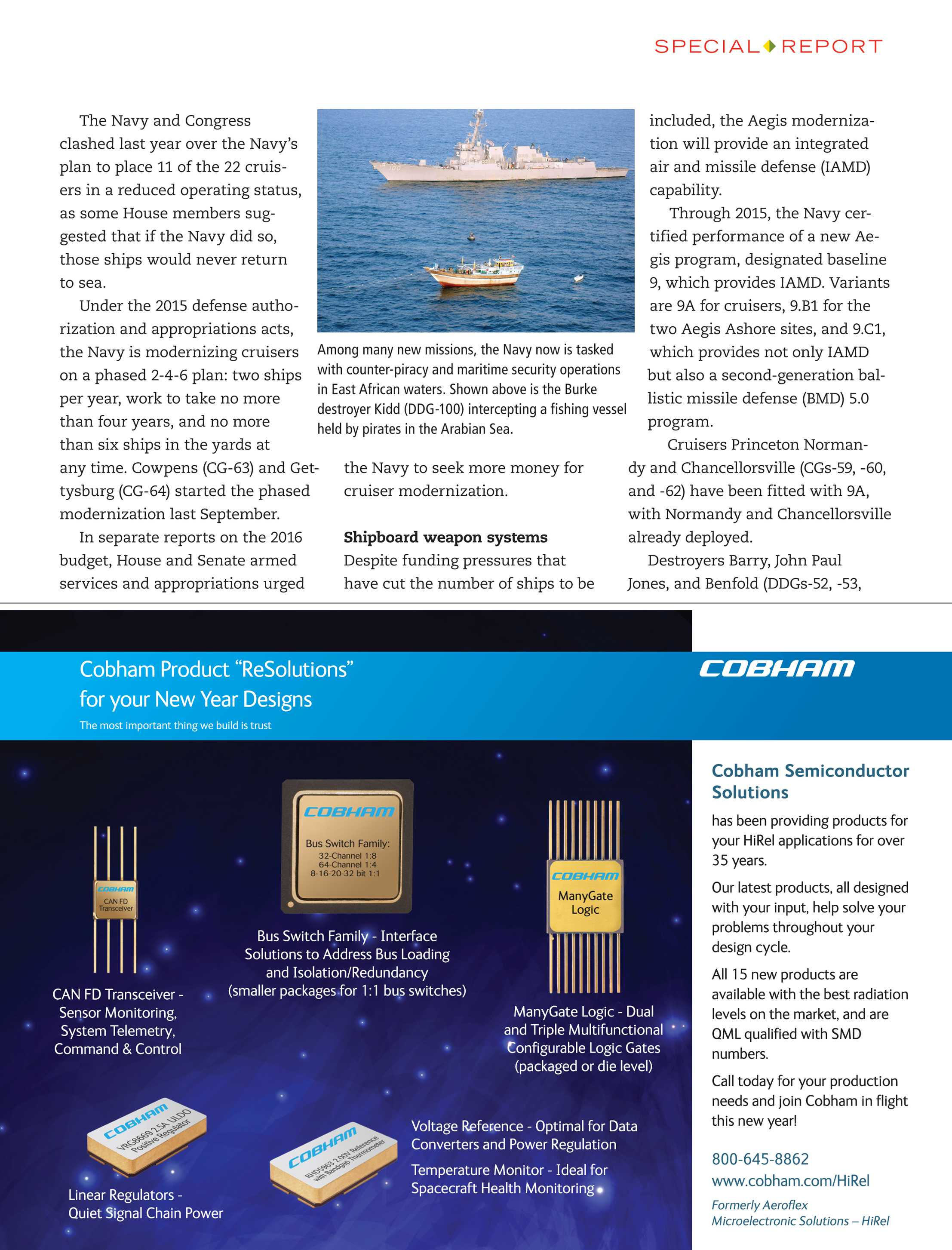 Military & Aerospace Electronics - March 2016 - page 15