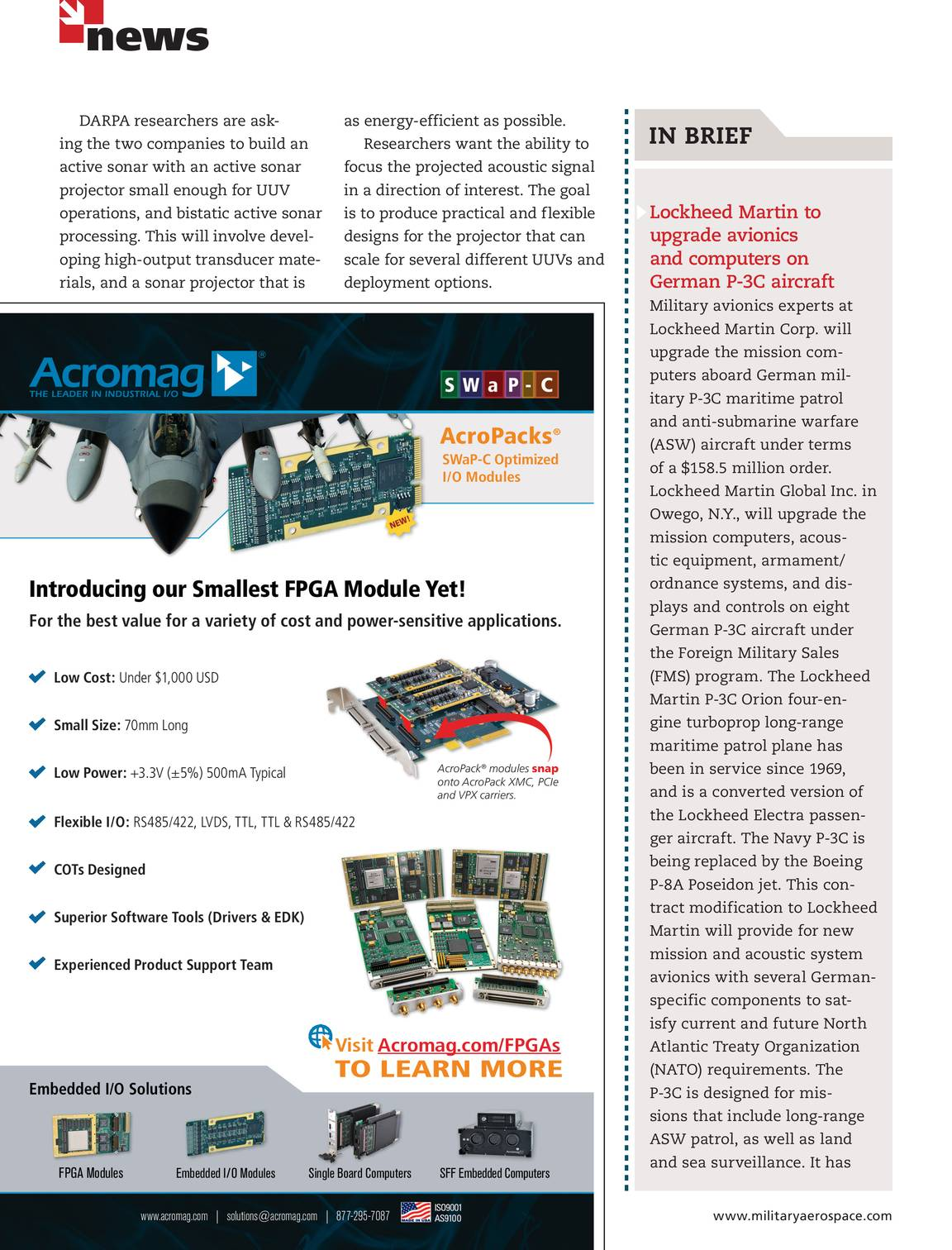 Military & Aerospace Electronics - October 2017 - page 5