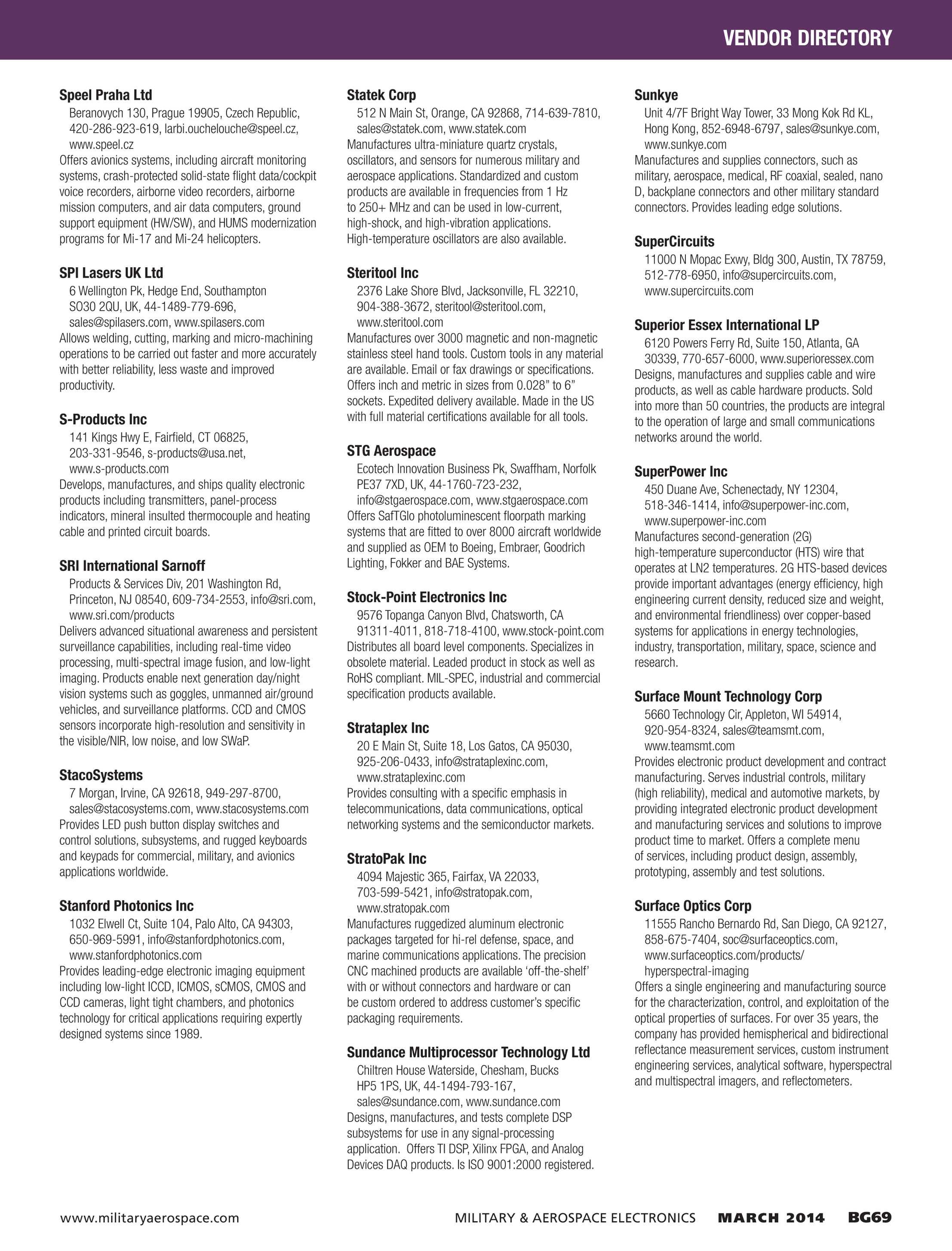 Military Aerospace Electronics Buyers Guide 2014 Page Bg69 How Are Printed Circuit Boards Made Image Search Results
