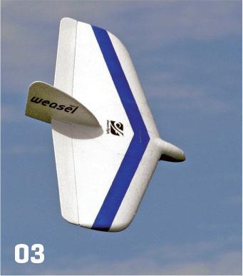 Model Aviation - April 2019 - Three Dreamflight Slope Soaring