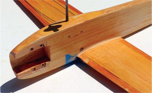 Iberglass Mold For The New Rudder Pa – Meta Morphoz
