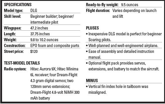 Model Aviation - January 2015 - A beginner-friendly DLG